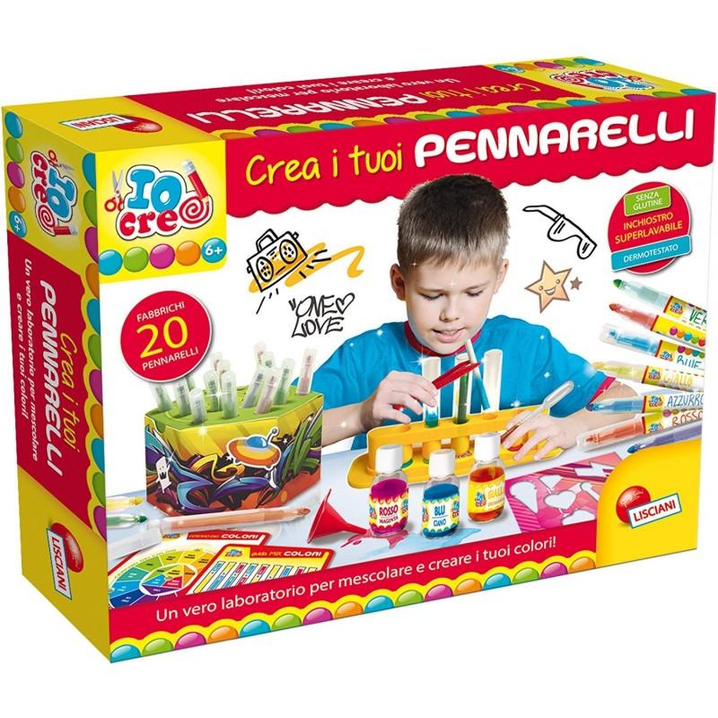 Lisciani giochi 63765 io creo crea i tuoi pennarelli for Crea i tuoi piani domestici