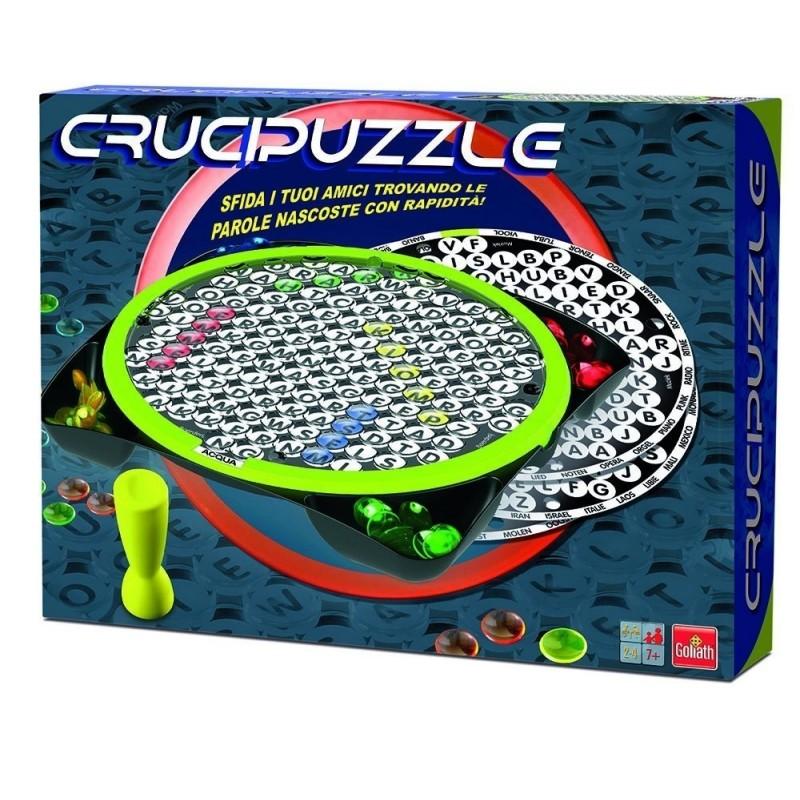 Gioco da tavolo crucipuzzle - Partini gioco da tavolo ...
