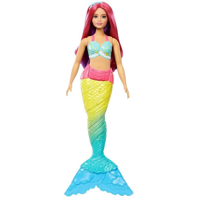 Barbie Sirena della Baia Dell'Arcobaleno FJC93